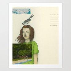 Glorious Sanitation Art Print