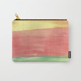 Sunset Shore Carry-All Pouch