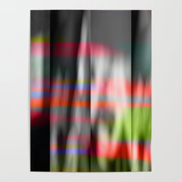 veiled colors Poster