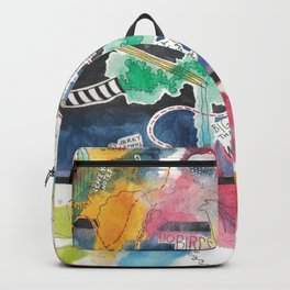 I Want To Leave You (Notes) Backpack