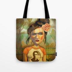Frida Bomb Tote Bag