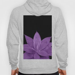 Purple Agave #1 #tropical #decor #art #society6 Hoody