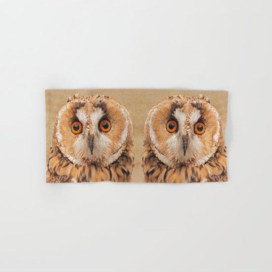OWLIFY Hand & Bath Towel