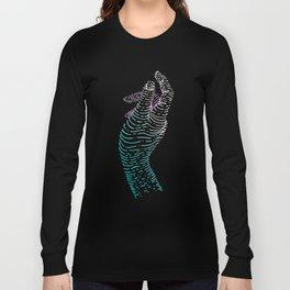 X Contour Hand Long Sleeve T-shirt