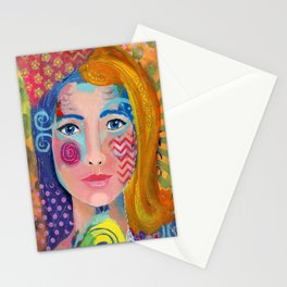 """""""Multi-faceted"""" Stationery Cards"""