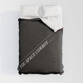 Cowboy Bebop - See You Space Cowboy Comforters
