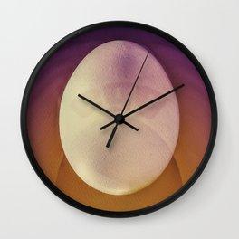 Egg Wall Clock