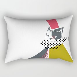 CHIC! A FRIDAY NIGHT AT THE THEATRE Rectangular Pillow