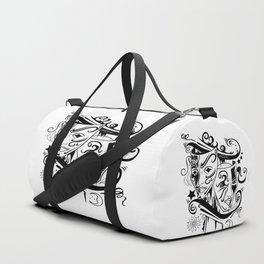 Zodiac - Gemini Duffle Bag