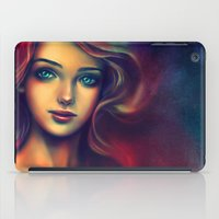under the sea iPad Cases featuring Under the Sea by Alice X. Zhang