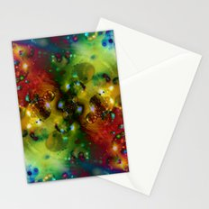 Cosmic Timewarp Stationery Cards