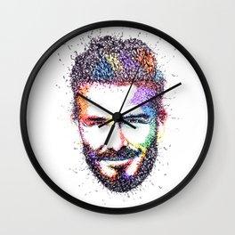 BECKHAM Wall Clock
