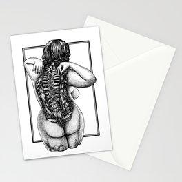 Blossom Surgery : Backbone. Stationery Cards