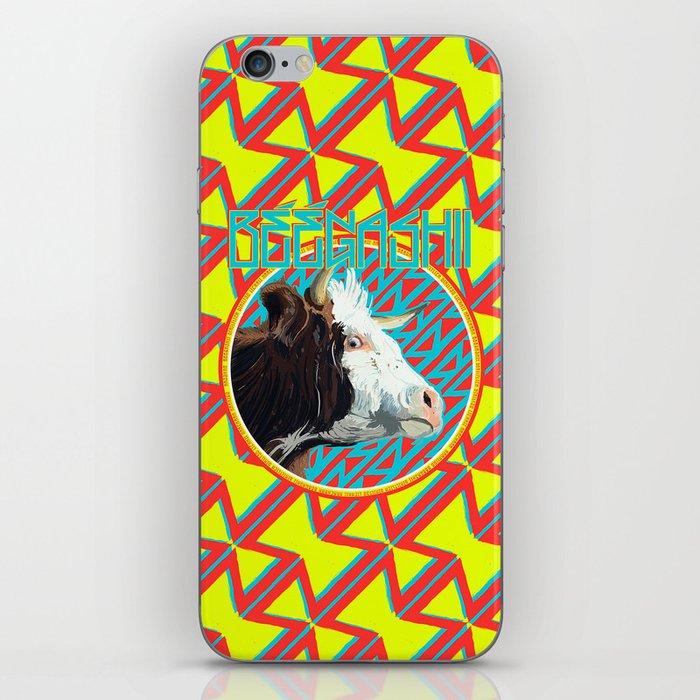 Beegashii iPhone Skin