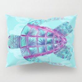 Tomas in Aqua Pillow Sham