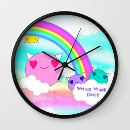 The Love You Lots! Wall Clock