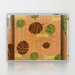 Tiki Bar Wallpaper Pattern Laptop & iPad Skin