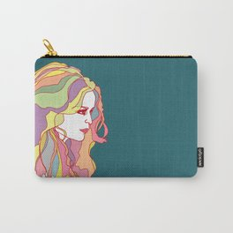 Big Hair day Carry-All Pouch