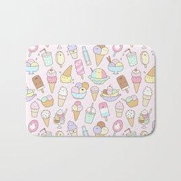 I love Ice Cream Bath Mat