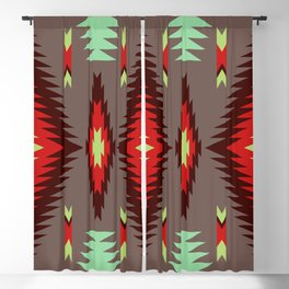 Indian Designs 94 Blackout Curtain