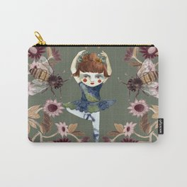 Queen of bees Carry-All Pouch