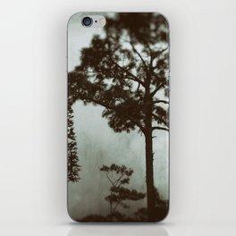 Man vs Nature iPhone Skin