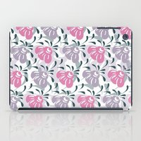 flora iPad Cases featuring Flora by Shelly Bremmer