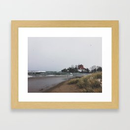 MQT .01 Framed Art Print
