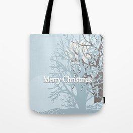 Merry Christmas!  #Christmas #art #illustration #newyear Tote Bag