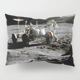 Apollo 15 - Moonwalk 1971 Pillow Sham