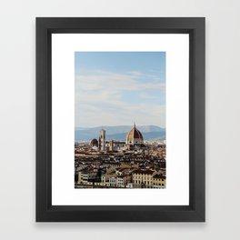Florence, Italy Framed Art Print