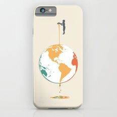 Fill your world with colors Slim Case iPhone 6s