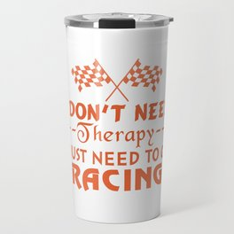 GO RACING Travel Mug