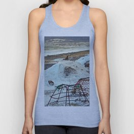 Crab Cages and The Cove Unisex Tank Top