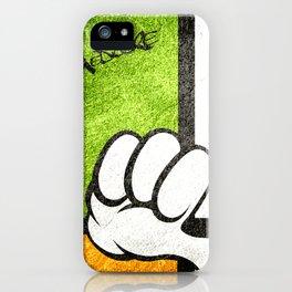 Mediocre Goofy iPhone Case
