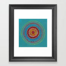Dotto 18 Framed Art Print