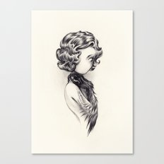 Harpy Canvas Print