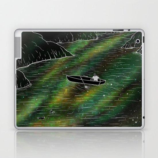The Space Ship Laptop & iPad Skin