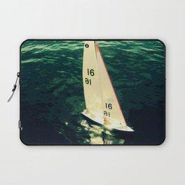 Sailboat Laptop Sleeve