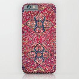 Bakhtiari West Persian Rug Print iPhone Case