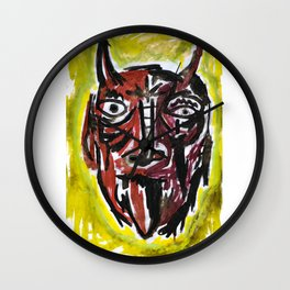Oni Wall Clock