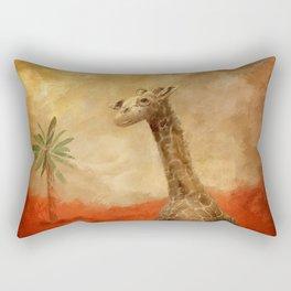 Block's Great Adventure Rectangular Pillow