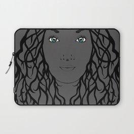 Nieta Galaxy Eyes Laptop Sleeve