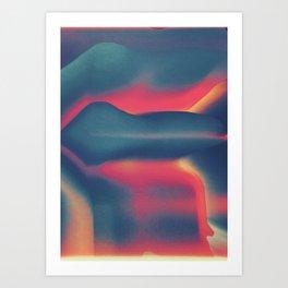 Revealer Art Print