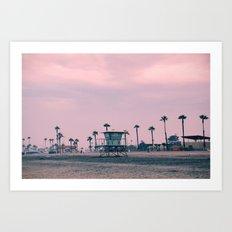 Oceanside, California Art Print