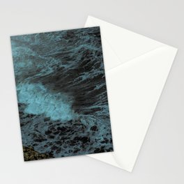 Feel the waves Stationery Cards