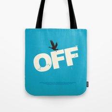 Take Off Tote Bag