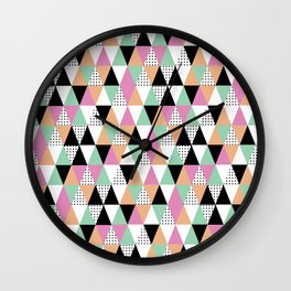 The Factions Wall Clock