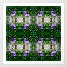 Thr33 Art Print