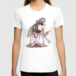 The Shoe Fly (A Flew) T-shirt